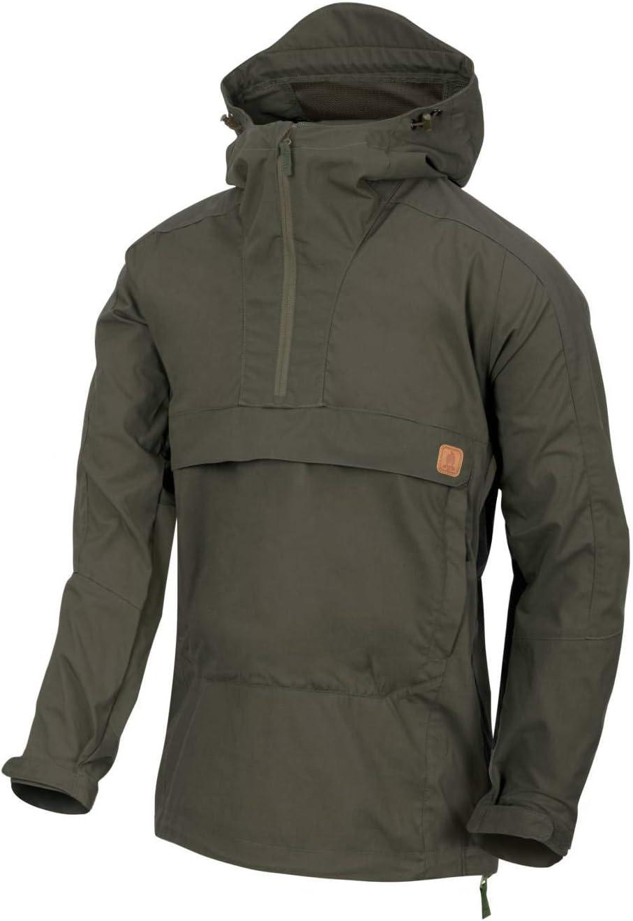 Helikon-Tex Woodsman Anorak Jacket/® Taiga Green