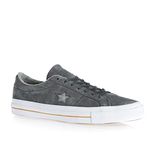 5ee138de9f5a Converse One Star Nubuck Ox Trainers Grey  Amazon.co.uk  Books