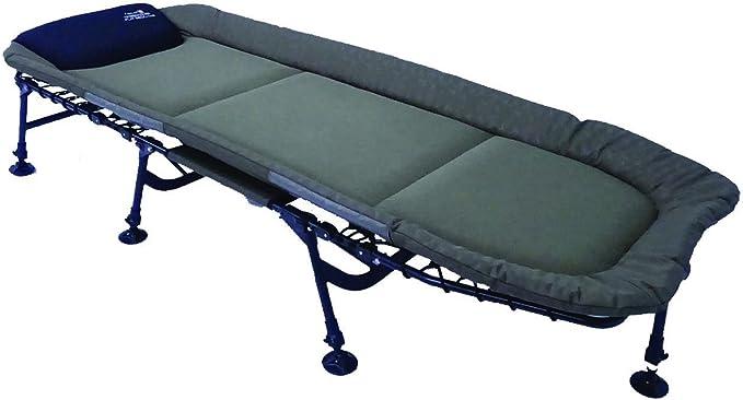 Bedchair PROLOGIC Commander Flat - 210, 10.1, 75, 150, 60, 45: Amazon.es: Deportes y aire libre