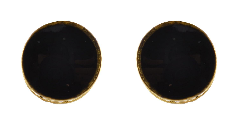 618d52ff3735 Modish Look Gold Color Men Men Earrings Studs or 16186 Studs - 457e0f3