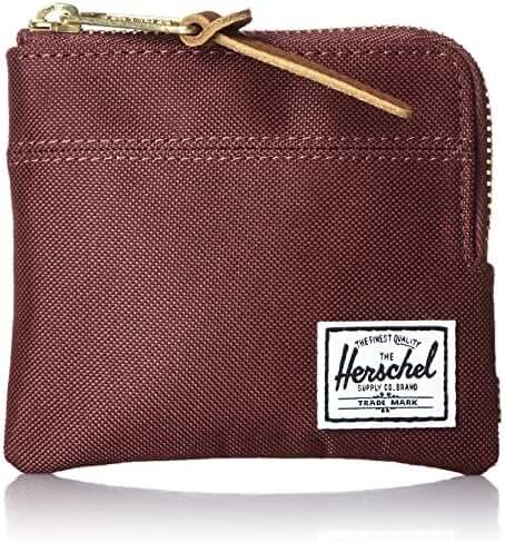 Herschel Supply Co. Men's Johnny ZIppered Pouch Wallet