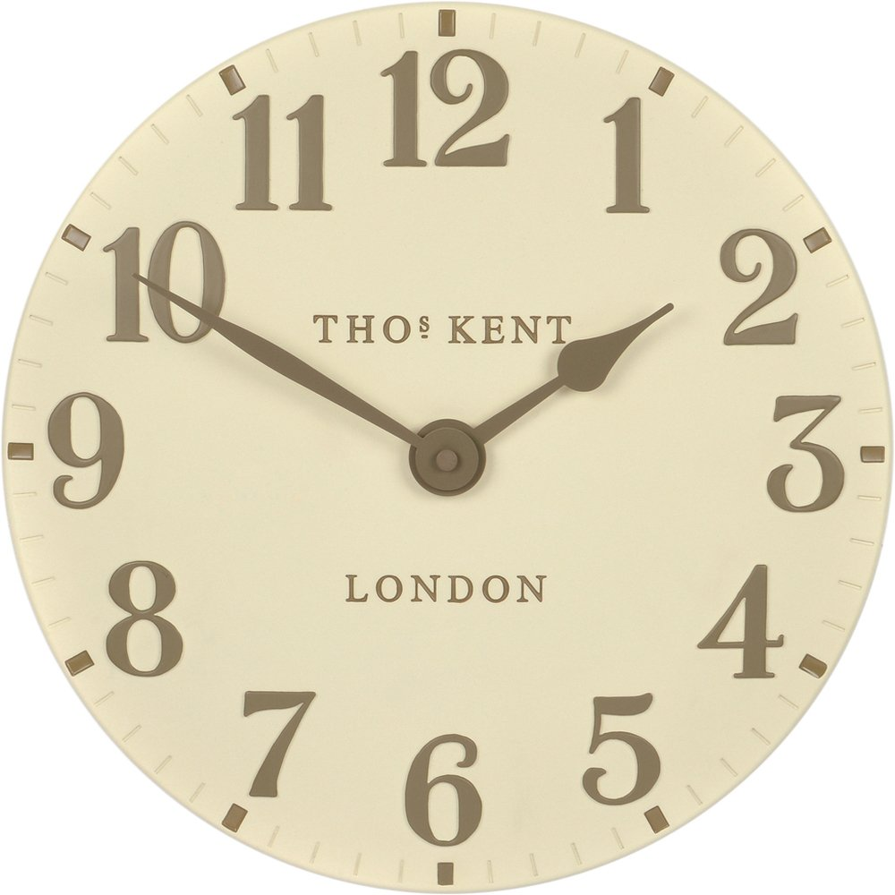 Thomas kent 12 30cm greenwich cream wall clock amazon thomas kent 12 30cm greenwich cream wall clock amazon kitchen home amipublicfo Image collections