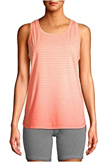 NWT Size S or XL Athletic Work/'s Women/'s Exercise Antique Rose Textured Tank Top