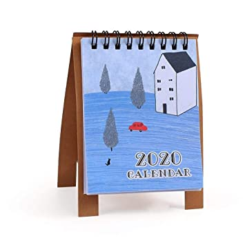 Calendarios de Pared Calendarios de Escritorio 2020 Linda de los ...