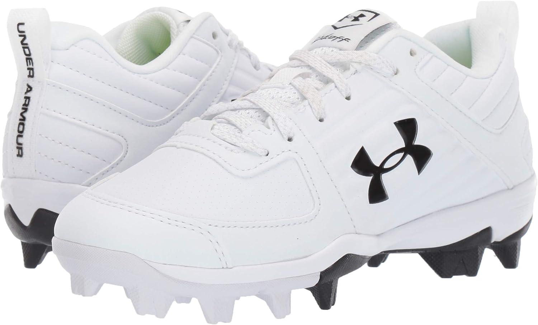 Under Armour Kids Leadoff Low Rm Jr Baseball Shoe
