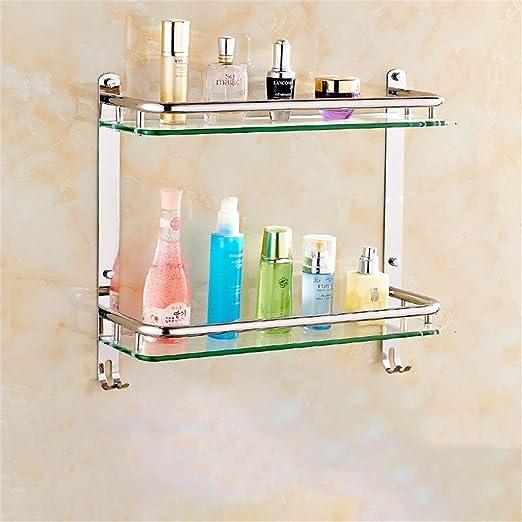 XD Panda estantería baño baño de Acero Inoxidable baño de ...