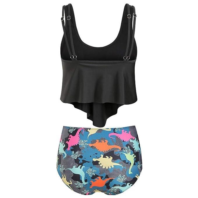 Verano Bikinis Mujer 2019 Push Up, Trikinis Mujer Brasileño, Trikini, Trajes De Baño para Gorditas, Traje De Baño, Tankini, Ropa De Playa, Monokini ...