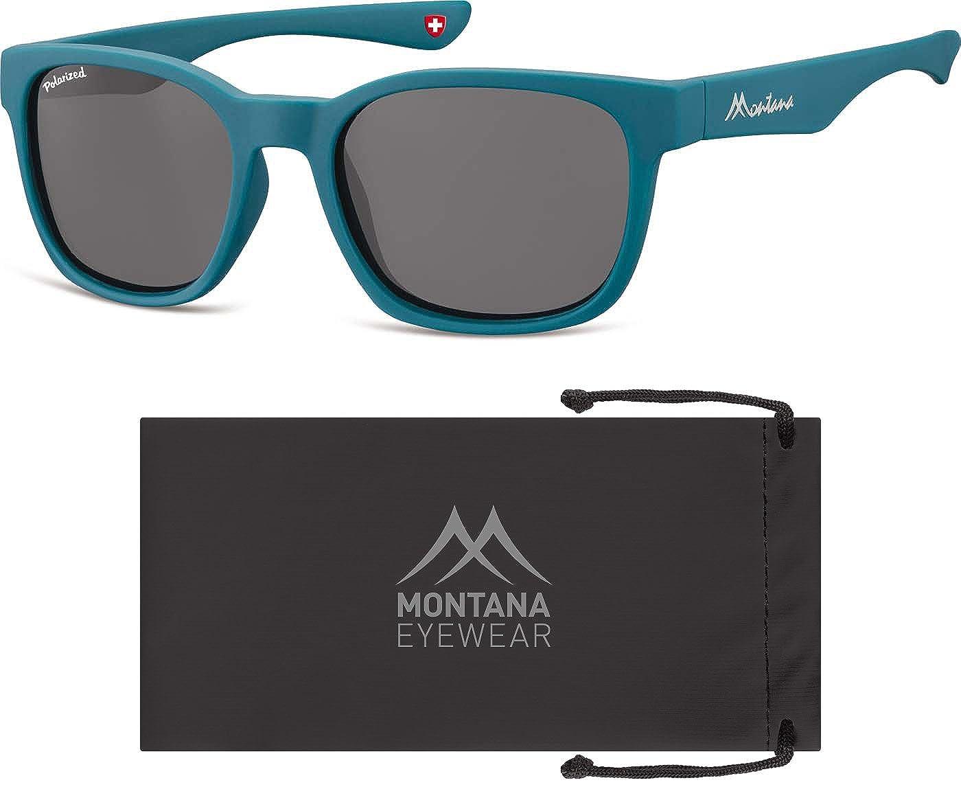 Montana Eyewear Sunoptic MP30D Sonnenbrille in petrol, inklusive Stoffbeutel