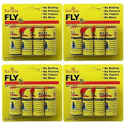 Amazon.com: Vovomay - Lona de pegamento de 16 insectos ...