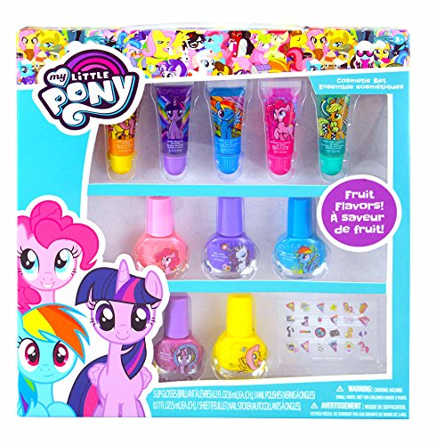 little pony nail polish