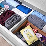 LIFFLY 14 Packs Lavender Scented Sachets fit Drawer and Closet