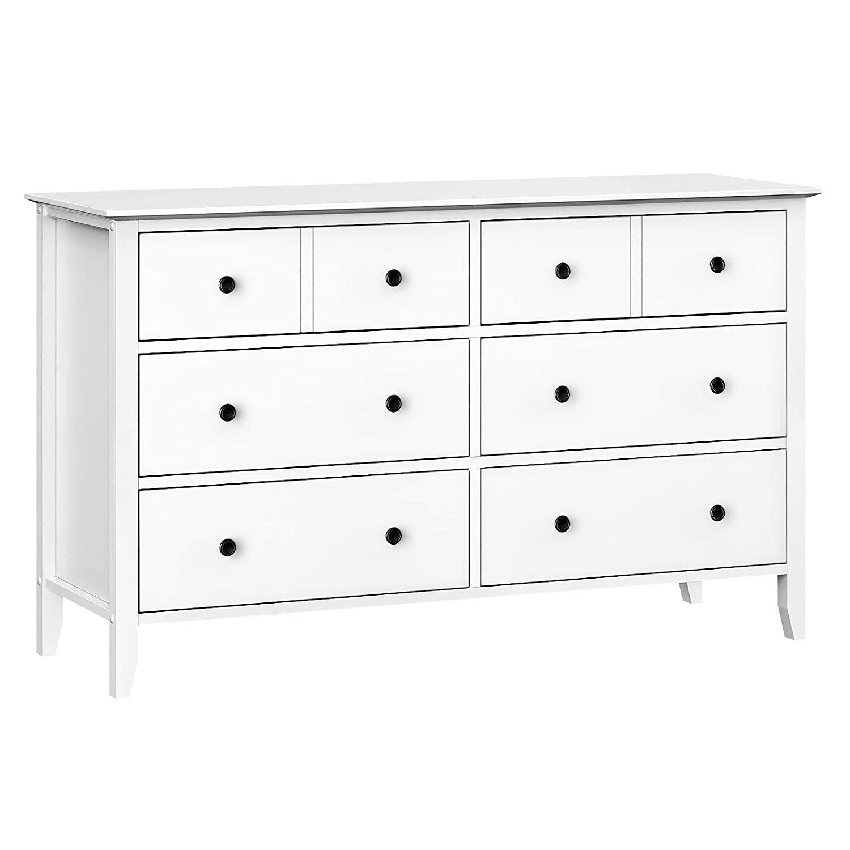 Vasagle Chest Of Drawers 5 Drawer Dresser