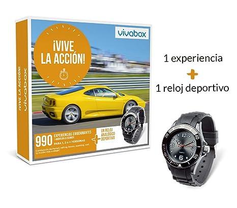 VIVABOX Caja Regalo -¡Vive LA ACCIÓN!- 900 Actividades ...