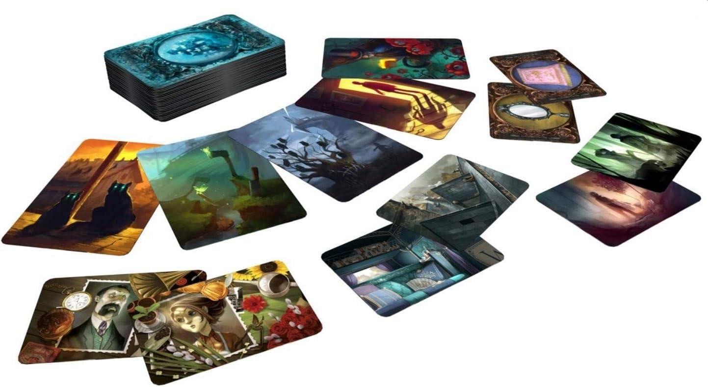 Mysterium – Extensión secrets & Lies – Versión francesa: Amazon.es: Juguetes y juegos