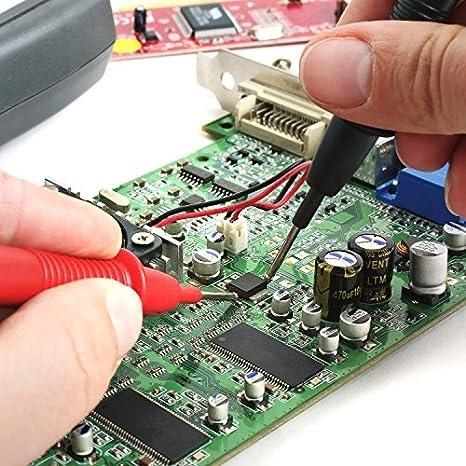 MVPOWER 32pcs de Tableros de PCB de Doble Cara con Agujeros Placa de PCB Prototipo Placa de Circuito Impreso para Soldar 4*6cm / 3*7cm / 5*7cm / 2*8cm ...