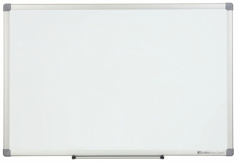 Nobo Nano Clean Pizarra magnética lacada, 600x450mm, Blanco ...