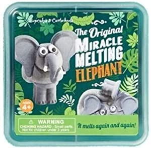 Cupcakes and Cartwheels Original Miracle Melting Elephant