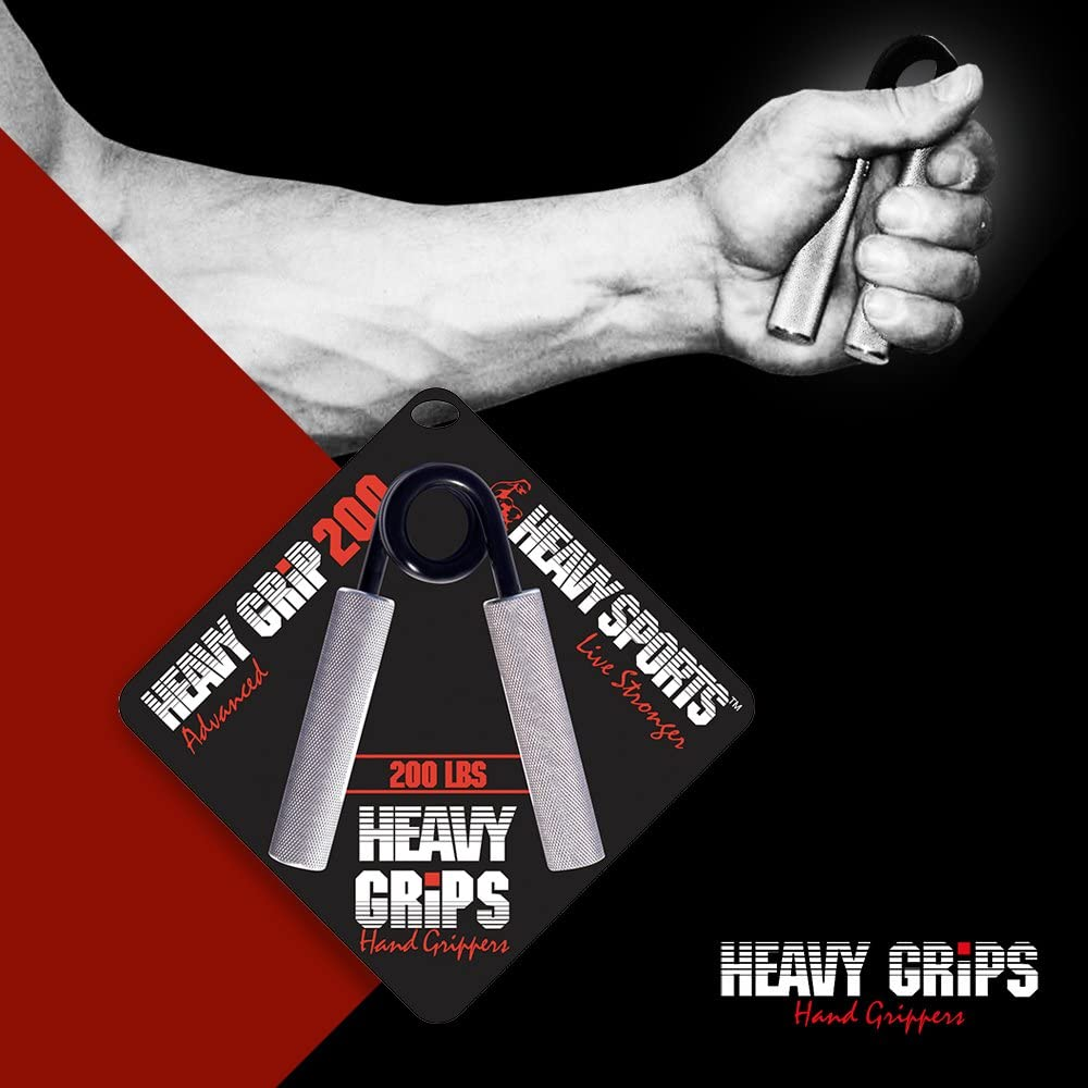 350 lbs Resistance Heavy Grips Set of 3-250 lbs 300 lbs Hand Grippers for Beginners to Professionals Hand Exerciser Grip Strengthener