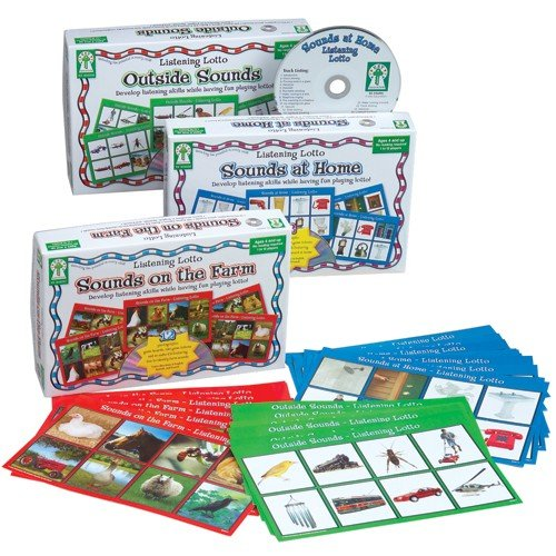 Listening Lotto Games Including Outside product image
