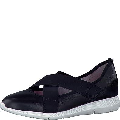 Für Modebewusste Schuhe 28 Bequeme SlipperSlip Damen 24638 Tamaris OnHalbschuheSommerschuhe Frau 1 PXikuZ