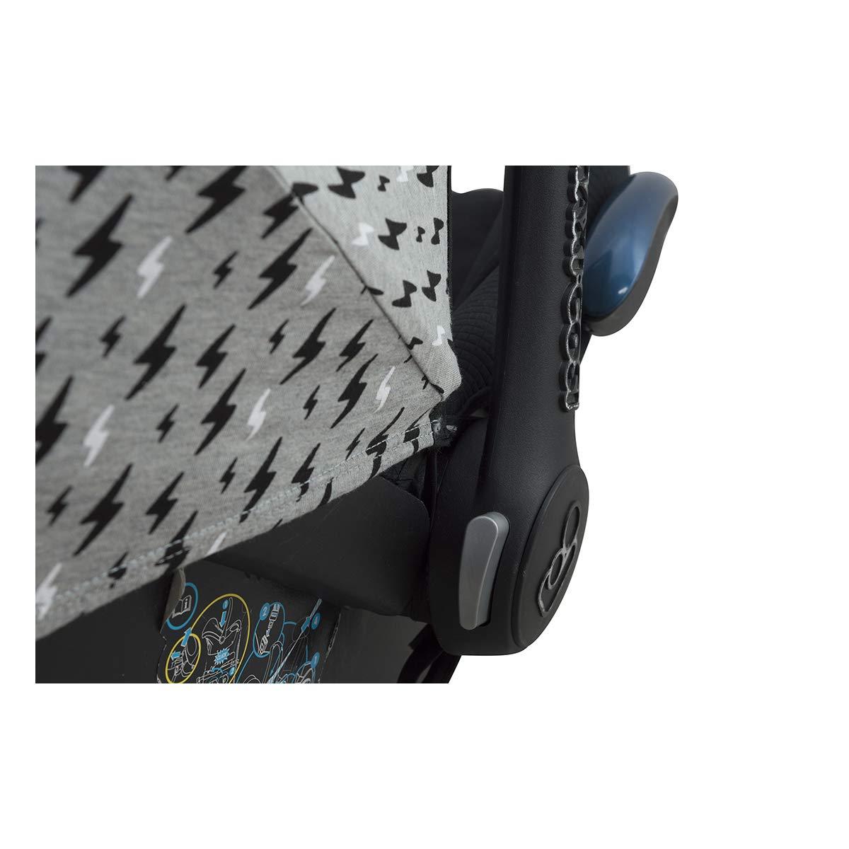 Black Star JANABEBE Hood Canopy for Maxi COSI Cabriofix and Maxi COSI Pebble