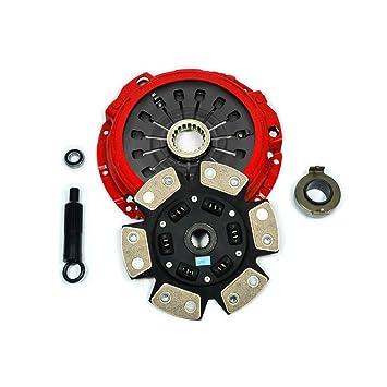 Amazon.com: EFT STAGE 3 CLUTCH KIT 9-2X SUBARU IMPREZA WRX 2.0L BAJA FORESTER XT 2.5L TURBO: Automotive