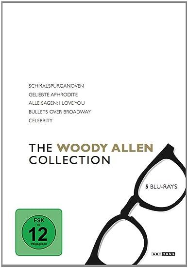 The Woody Allen Collection [Alemania] [Blu-ray]: Amazon.es: Allen ...