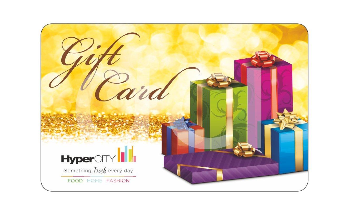 Hypercity Gift Card