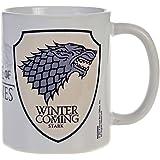 Game of Thrones - Stark Ceramic Mug In Presentation Box