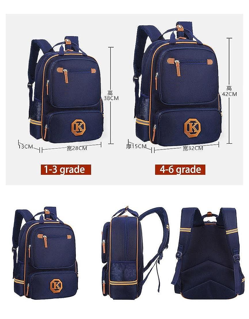 Waterproof Kindergarten Child Book Bag Durable Boy School Bags for Kid Girl Elementary Student Backpack Bookbags for Children
