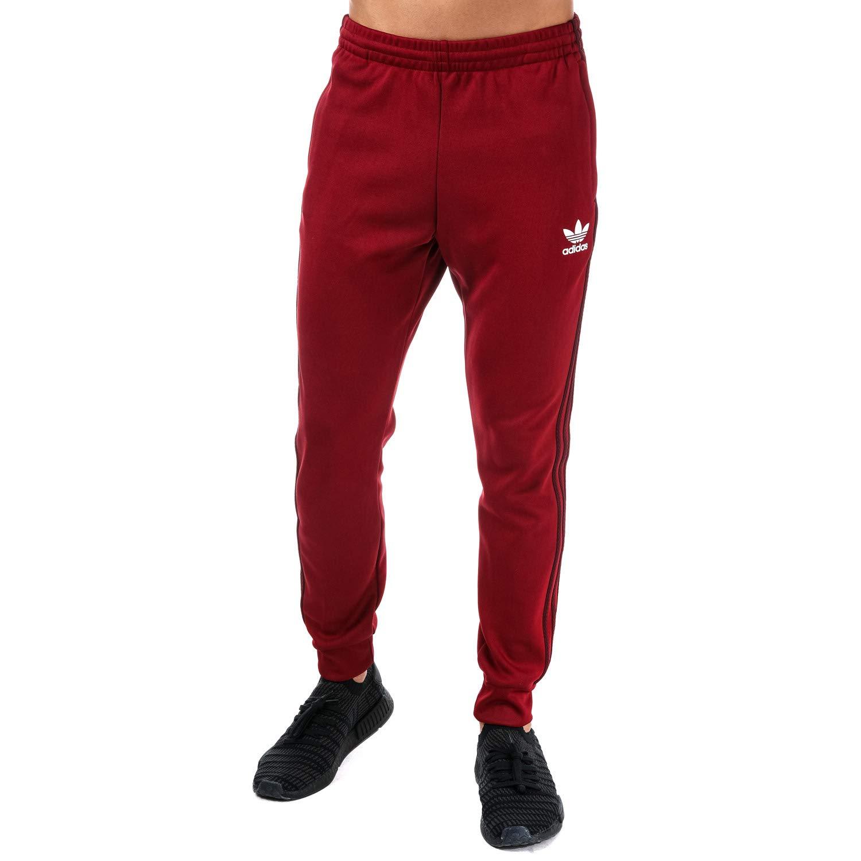 efdb9a75cae1 adidas Originals Track Pant Mens Superstar SST Tracksuit Bottoms Trefoil  Slim Fit Pant New BQ7784
