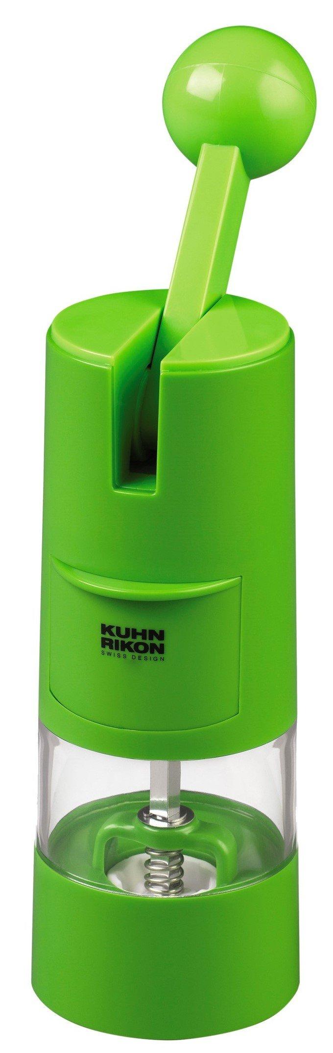Kuhn Rikon High Performance Ratchet Grinder, Green