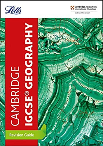 Cambridge IGCSETM Geography Revision Guide (Letts Cambridge