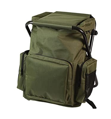 Backpack / Stool Combo - Olive Drab