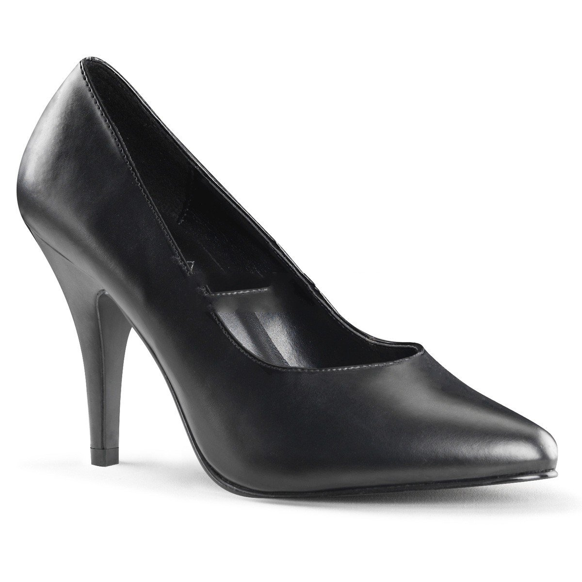 Pleaser Dream-420W - Sexy breit geschnittene Übergrössen High Heels 36-49,5, Größe EU-48   US-16   UK-13