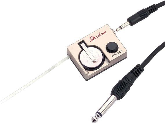 Shadow Electronics Nanoflex - Fonocaptor para guitarra acústica ...