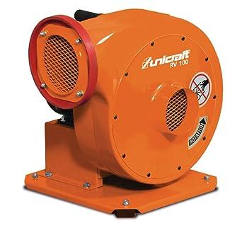 Airkraft 6261100 Unicraft Modelo RV 100 Ventilador-Extractor ...
