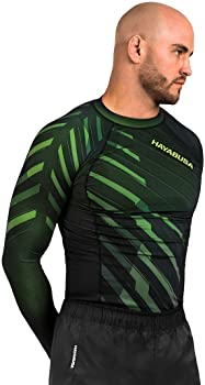 Hayabusa Metaru Men Rash Guard