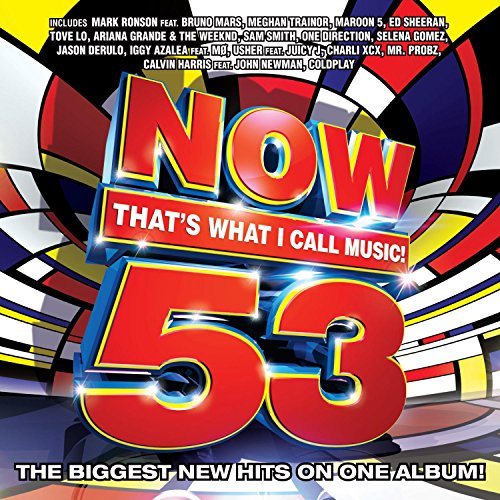 Now That's What I Call Music Vol. 53 (Funk Music Cd)