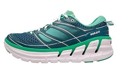 59bec04e07c1e Amazon.com | HOKA ONE ONE Women's Conquest 2 Running Sneaker Shoes ...