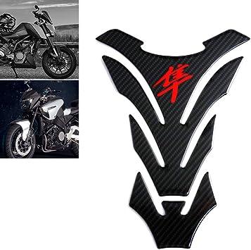 Krator NP016-B Black Cover Suzuki Busa GSX1300R 1999-2014 Gas Tank Pad Center Cap Hayabusa Logo