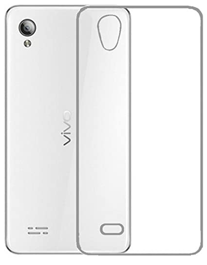 watch 2028d cf3f3 COVERNEW Back Cover Vivo Y15s - Transparent