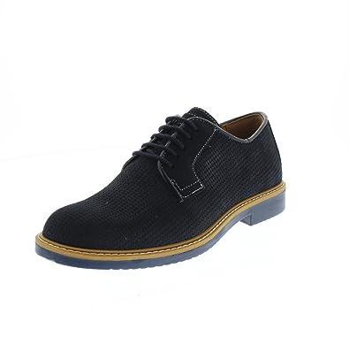 Classic Men's Shoes 1105133 Dark Blue