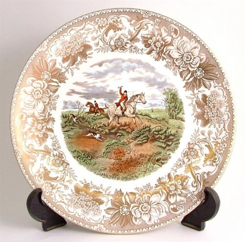 (Spode Hunting Scenes Going to Halloa produced from engravings after J F Herring LE of 2000 ONLY CP166)