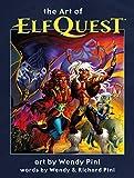 Book - The Art of Elfquest