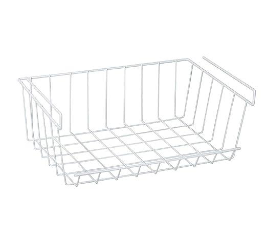 Organizador para debajo de estantes 31x16.5x31.5 cm para nevera ...