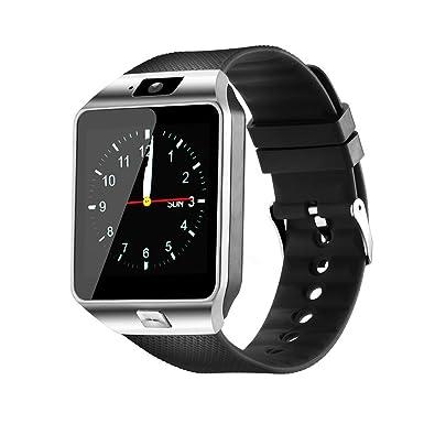 Reloj inteligente con bluetooth, reloj y móvil, todo en uno, para