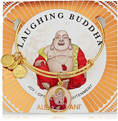 Alex Ani Saints Laughing Bracelet