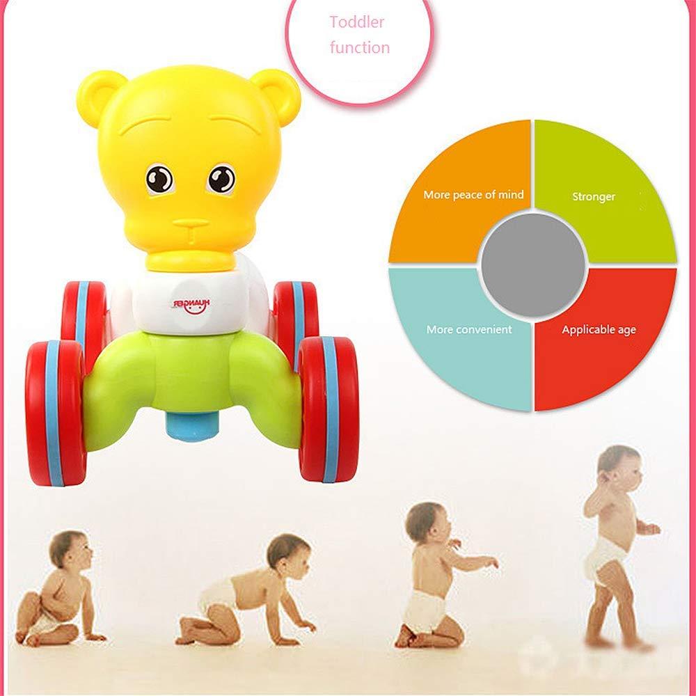 QHWJ Andador para bebés, Scooter de Juguete multifunción ...