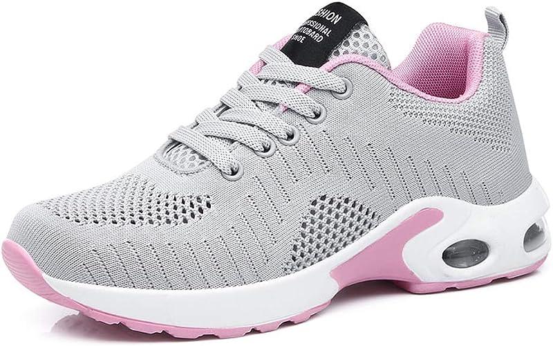 Zapatillas Deporte Mujer Running Correr Gimnasio Senderismo ...